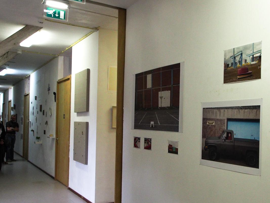 2012 groepsexpositie 'Artless & more', Amsterdam