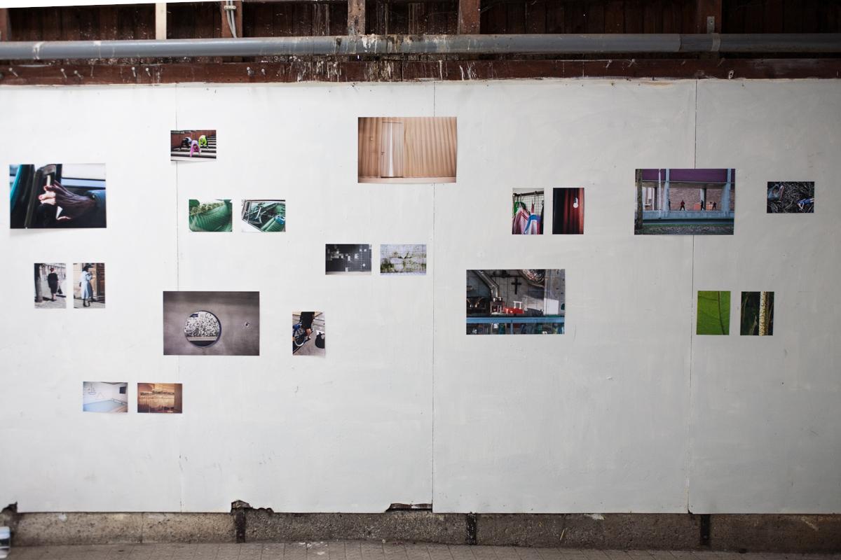 2013 groepsexpositie in Stal Overleek, Monnickendam