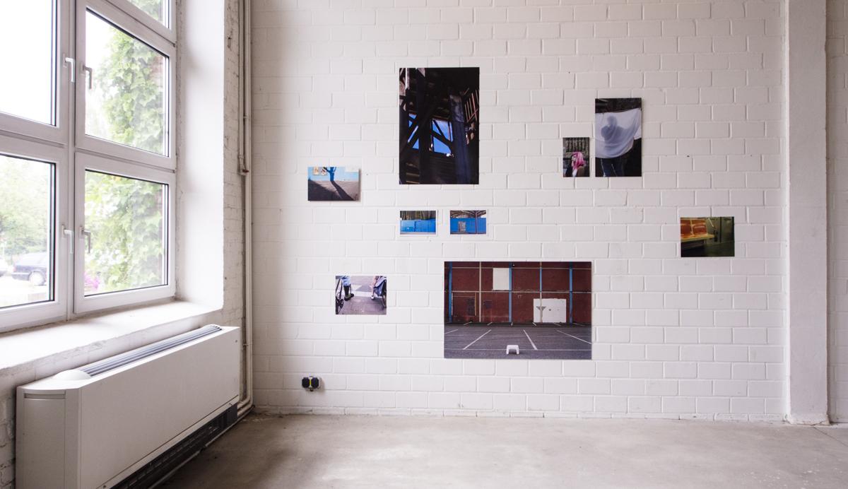 2015 groepsexpositie 'Die Nachbarn Kommen', Kunstraum an der Zikkurat, Mechernich, Duitsland
