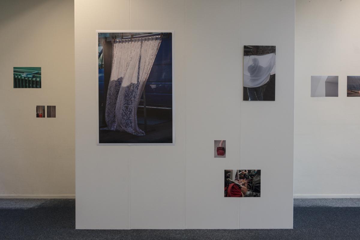2015 studio-expositie Kunstlijn Haarlem