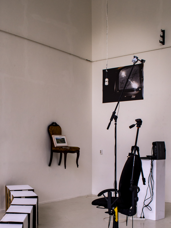 2016 groepsexpositie Breed Art Studios, amsterdam-Noord