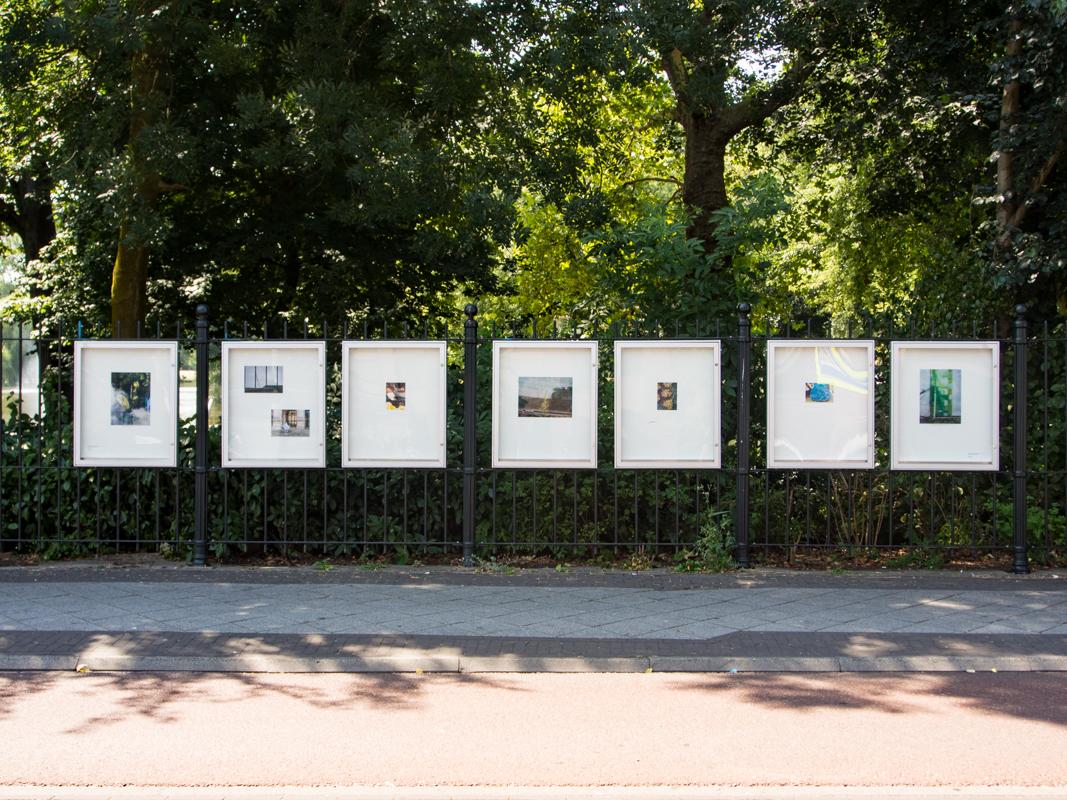 2018 solo expositie Kunsthek Amsterdam-Oost