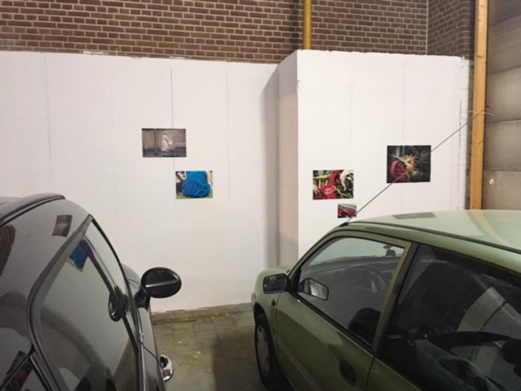2017 groepsexpositie juni 'Mr. Artless & Google Eyes', Paleis van Mieris, Amsterdam